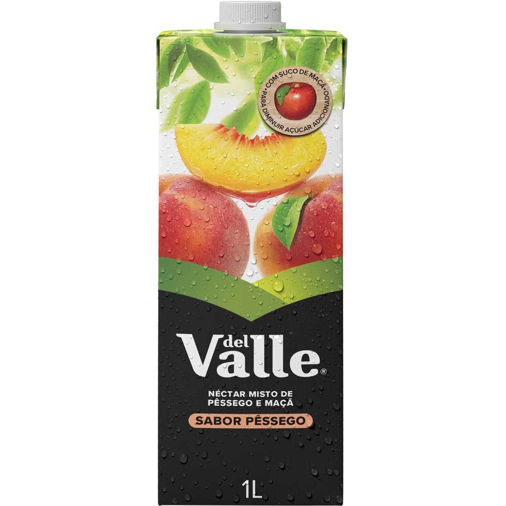 Del Valle Nectar Pêssego 1L