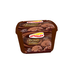 Sorvelândia Sorvete Chocolate Italiano 2L