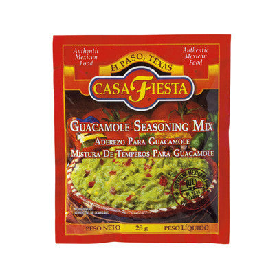 Casa Fiesta Guacamole Seasoning Mix 45g