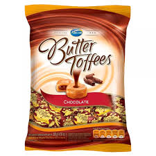 Arcor Bala Butter Toffee Chocolate 100g