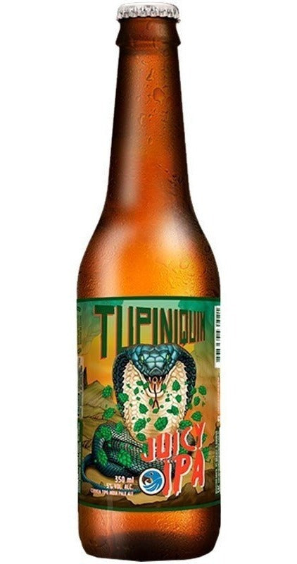 Tupiniquim Juicy IPA 350mL