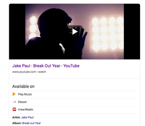 Jake Paul to Inspire School Football with New Single, 'Break Out Year'