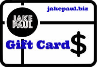 Jake Paul Merch Gift Card!