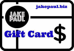 Jake Paul Gift Card!