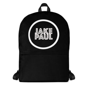 Jake Paul All Black Backpack
