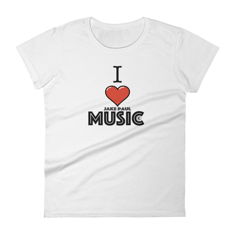 Jake Paul Music Women's short sleeve t-shirt
