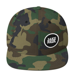Jake Paul Offset Logo Snapback Hat