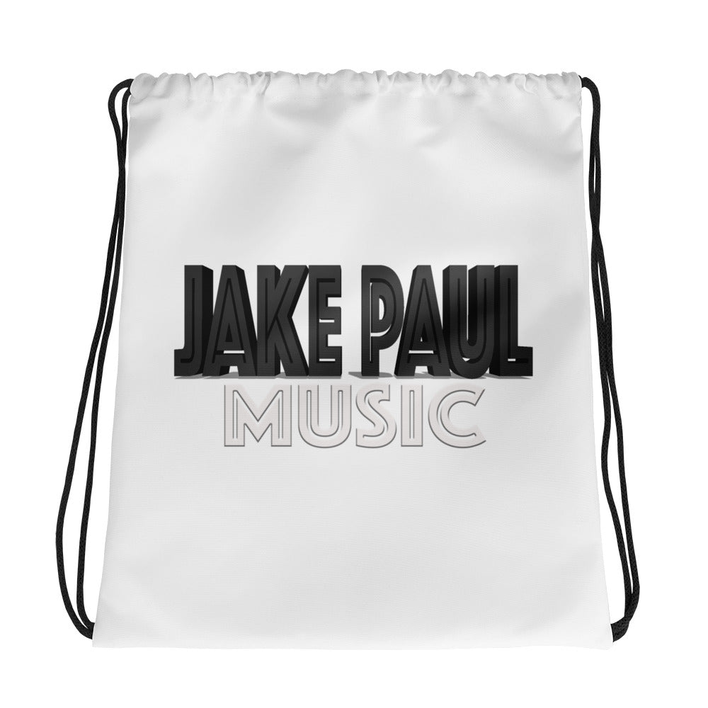 Jake Paul Music Drawstring Bag
