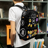 Jake Paul Emoji Backpack