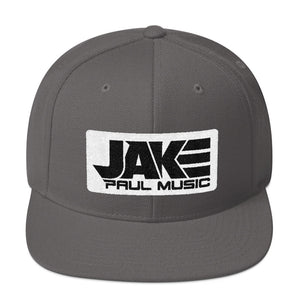 Jake Paul Music Snapback Hat