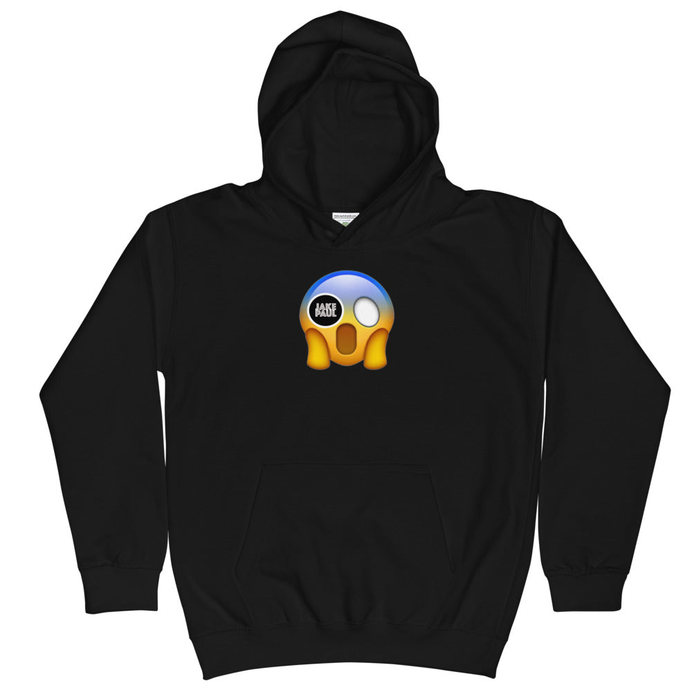 Jake Paul Scream Emoji KIDS Hoodie