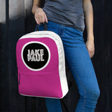Jake Paul Backpack - HOT PINK!