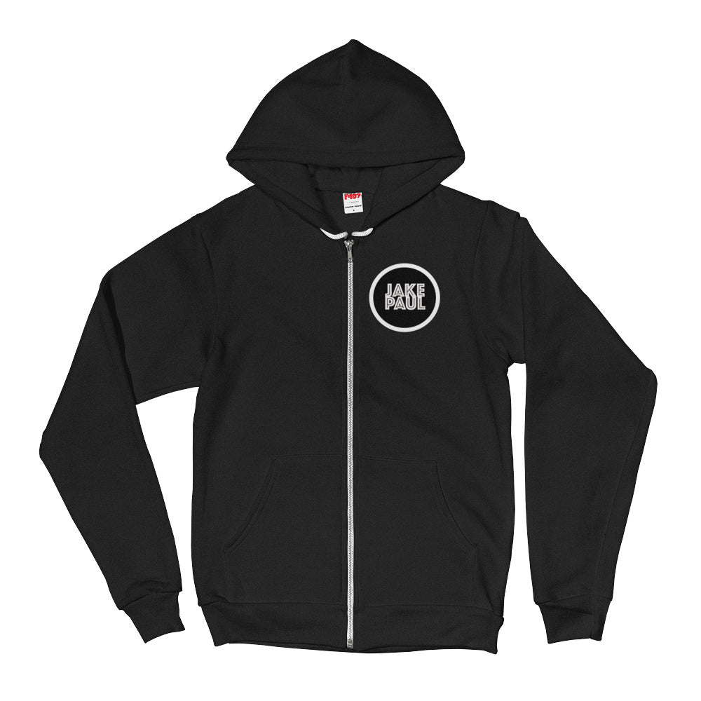 Jake Paul Hoodie Zip Up Sweater