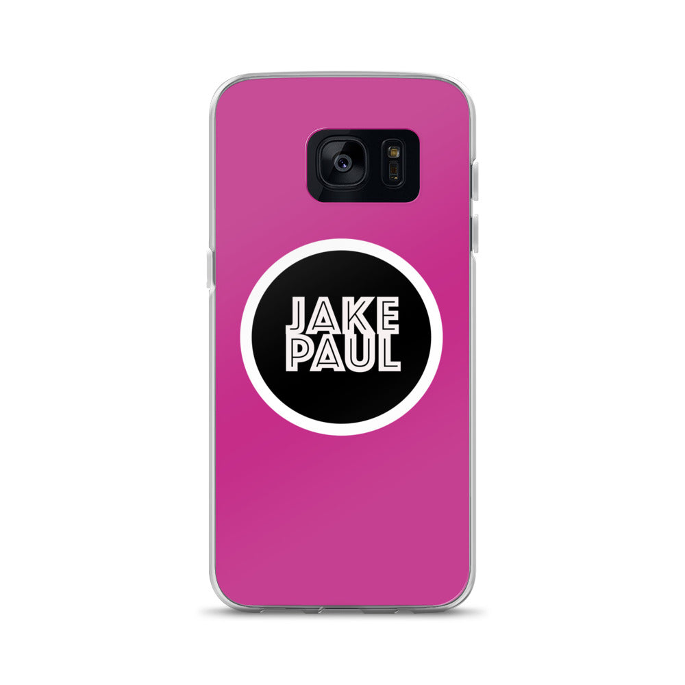 Jake Paul Pink Samsung Case