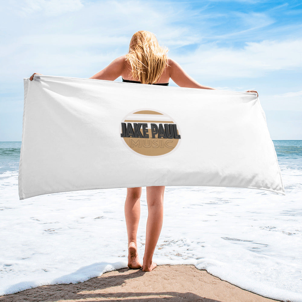 Jake Paul Music Beach Towel