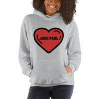 JAKE PAUL LOVE - Hooded Sweatshirt