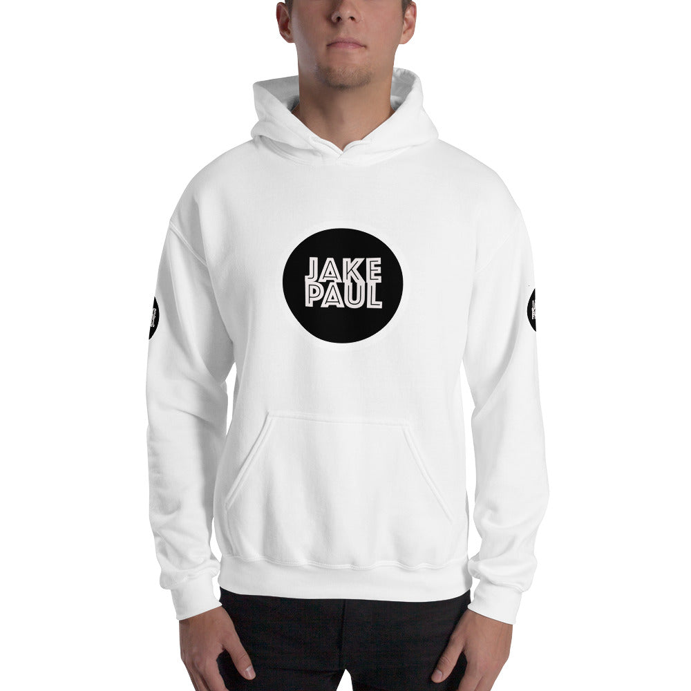 Jake Paul Hoodie - Logo on Front and Sleeves!