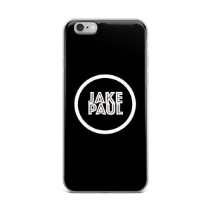 Jake Paul Black iPhone Case