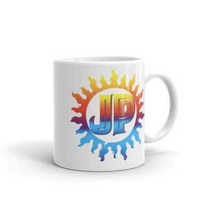 Jake Paul JP Gradient Logo Mug