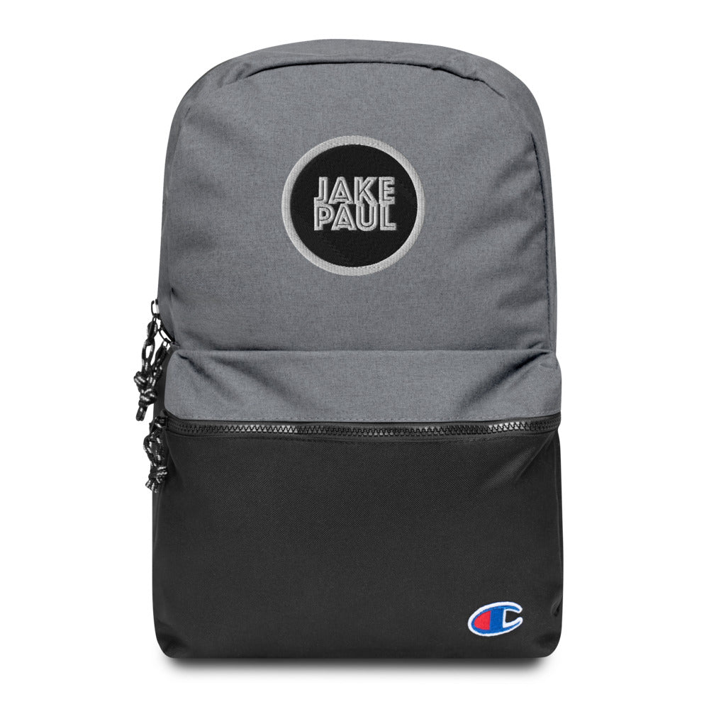 Jake Paul Embroidered Champion Backpack
