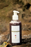 African Black Soap Cleanser enriched with Camwood Powder, Lemon & Honey