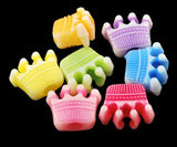 Craft Beads - Opaque Crown Beads-100