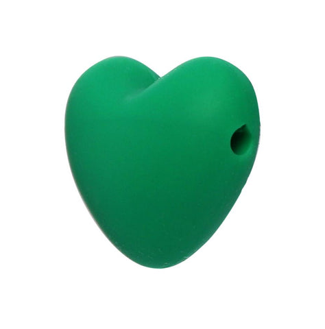 Hearts - Heart Beads - 15 Pack