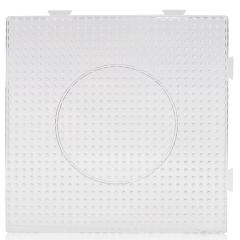 Midi Fuse Beads - Artkal -Clear Pegboard For 5mm Beads