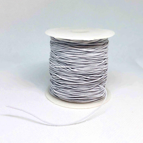 String / Elastic Cord - Stretch Elastic Cord 0.8mm - 100 Yrds