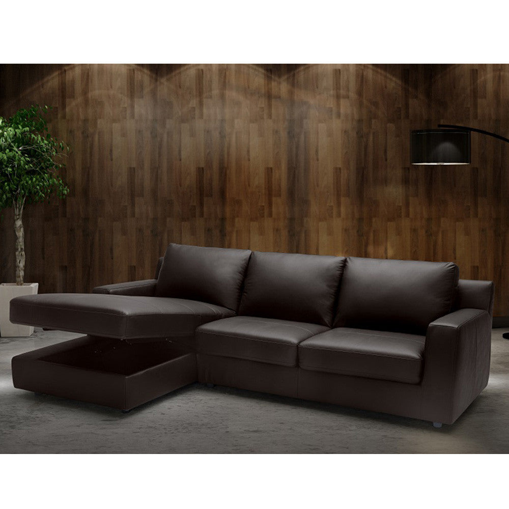 Billy J Left Sectional Sofa Bed Storage The Smart Sofa