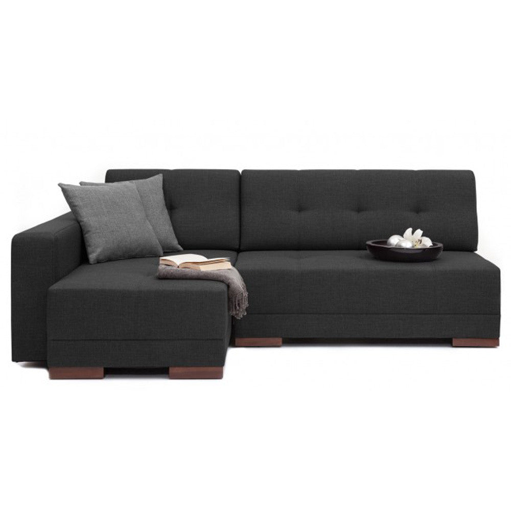 Turkish ottoman furniture - Corner Left Sectional Sofa Bed The Smart Sofa