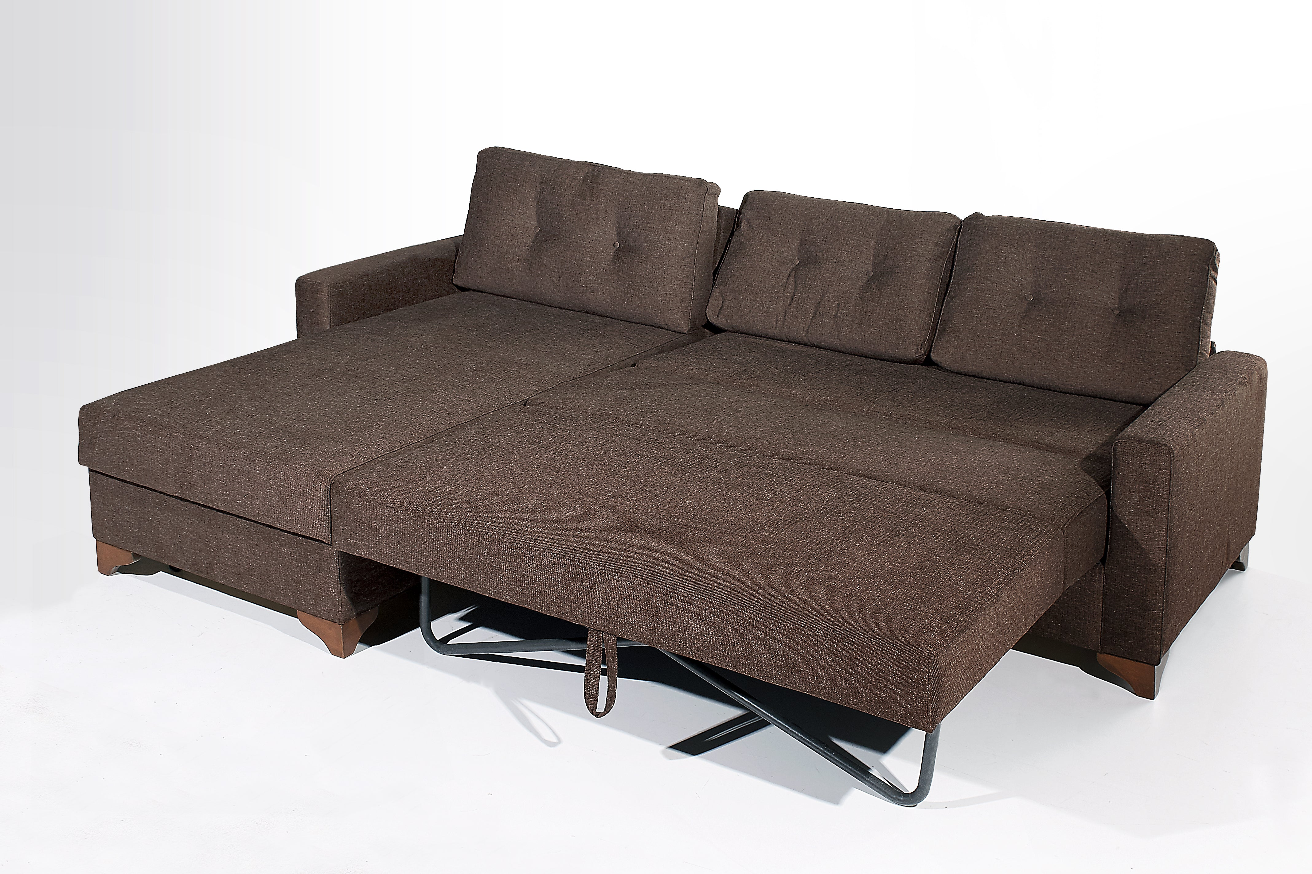 Gramercy Sectional Sofa Bed RIGHT SIDED The Smart Sofa