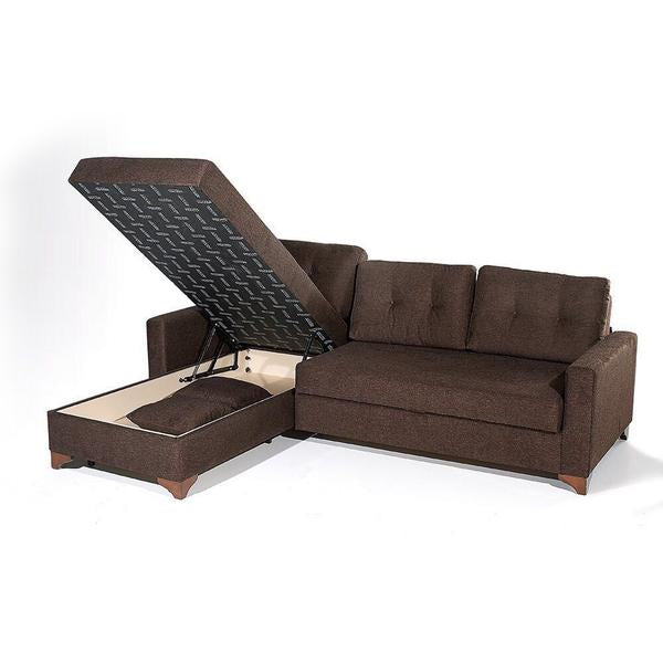Delicieux Gramercy Sectional Sofa Bed LEFT SIDED