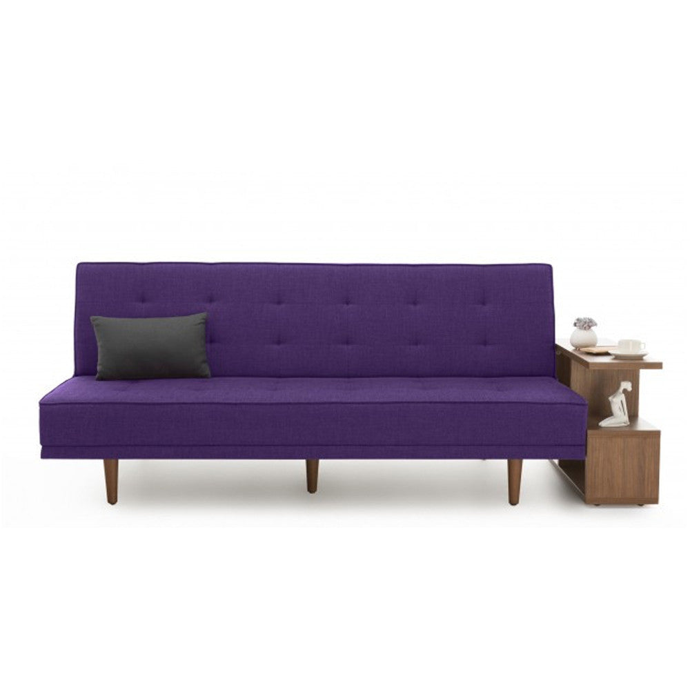 Sleek sofa home design for Sleek sofas small spaces