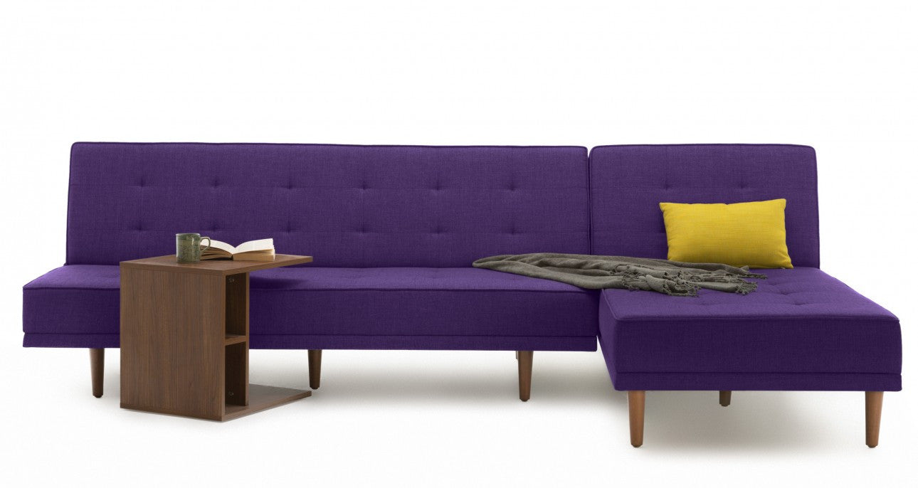 Sleek Sectional Sofa Bed The Smart Sofa