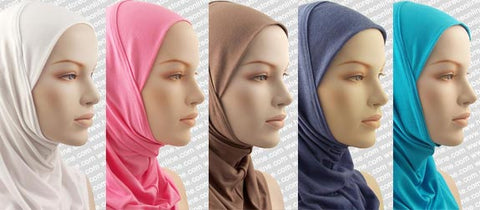 4eaefb4b886 The full underscarf is a concept that Hijab Store Online first introduced  and has proved to be very popular with all of you. The full underscarf  provides a ...