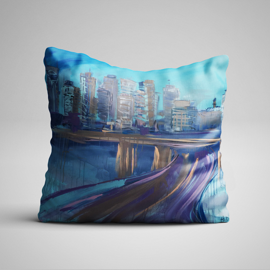 Sunday Smooth Nashville Pillow