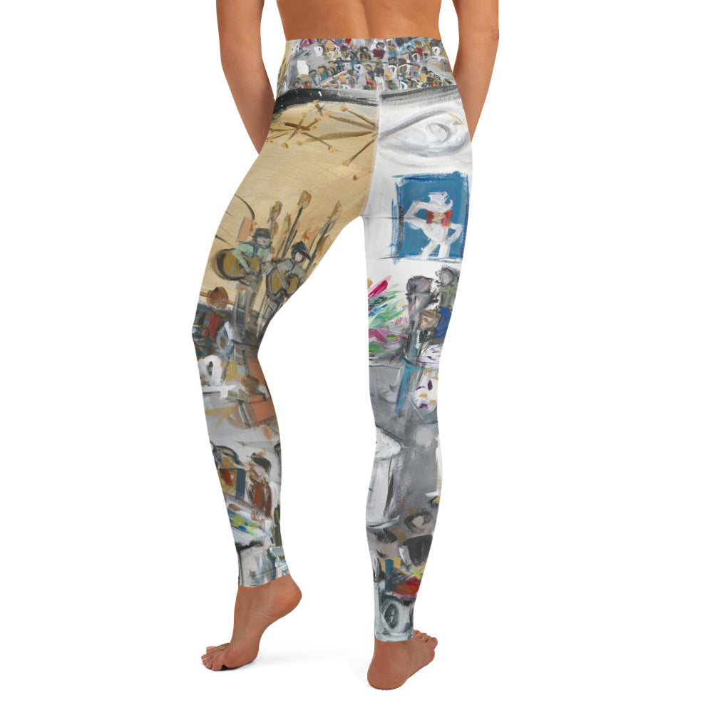 Women of Country Music Leggings