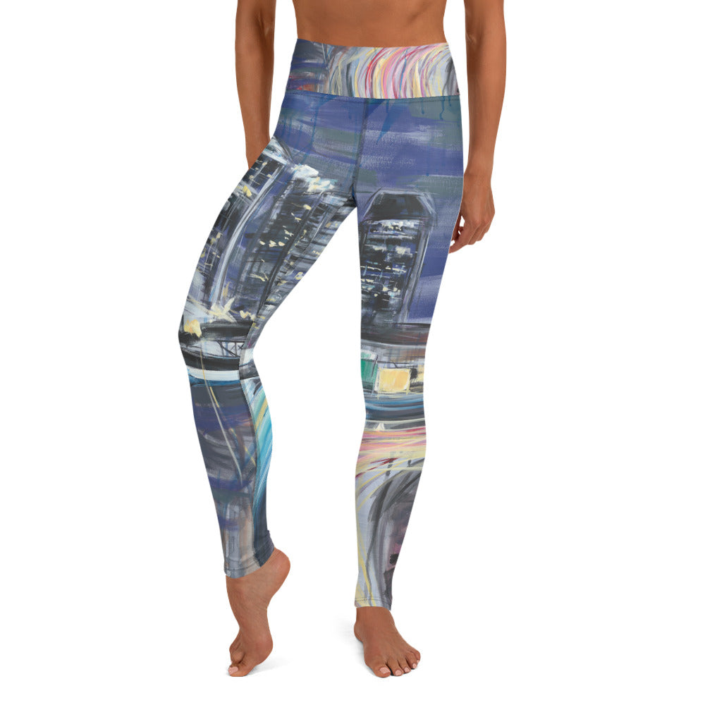 Fast Nash Nights Leggings