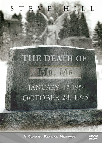 The Death of Mr.Me