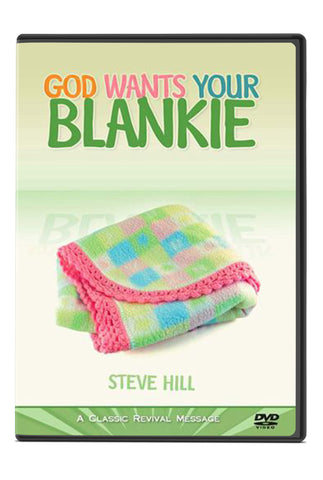 God Wants Your Blankie