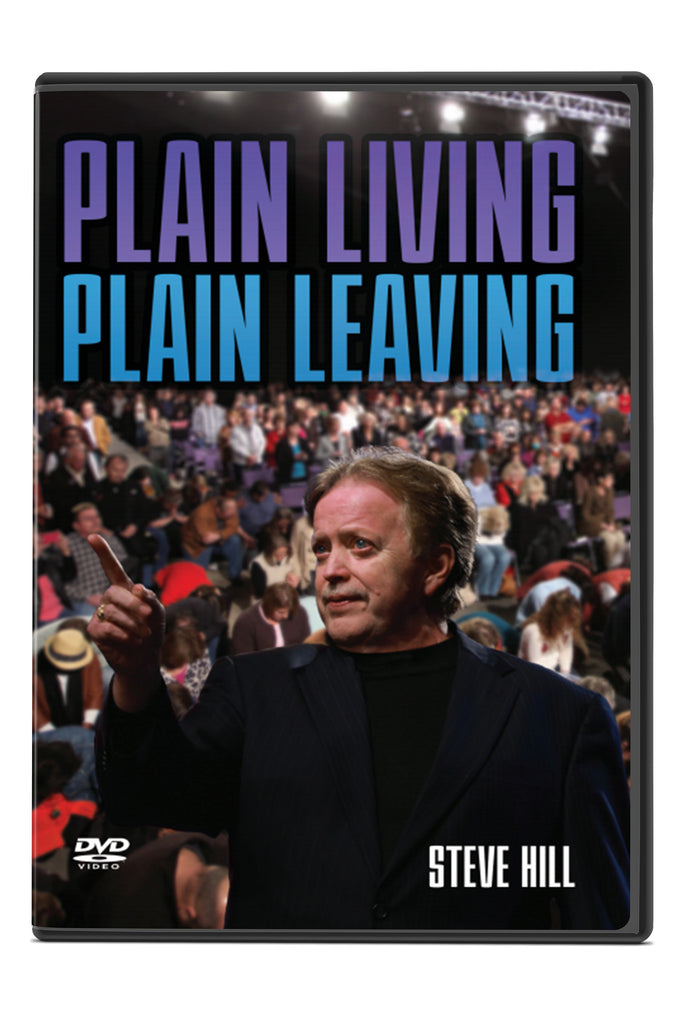 Plain Living / Plain Leaving