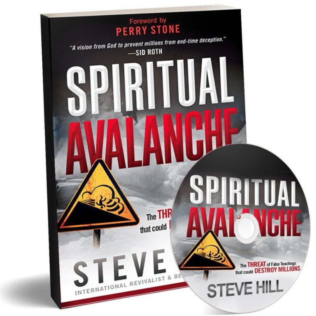 Spiritual Avalanche Book/DVD Set