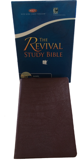 Revival Study Bible