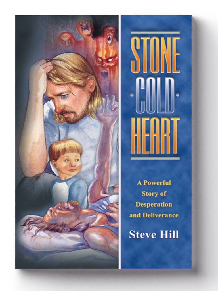 Stone Cold Heart Illustrated