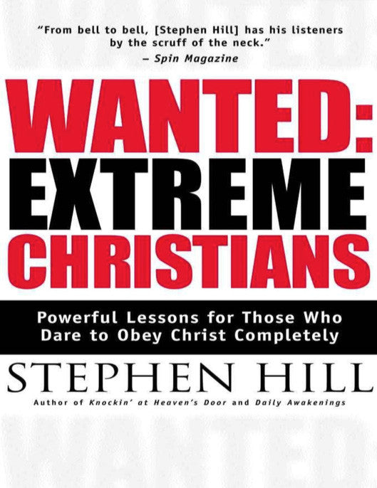 WANTED: Extreme Christians & God Wants Your Blankie Combo
