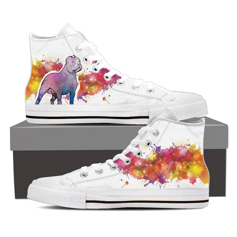 Pit Bull High Top Shoes
