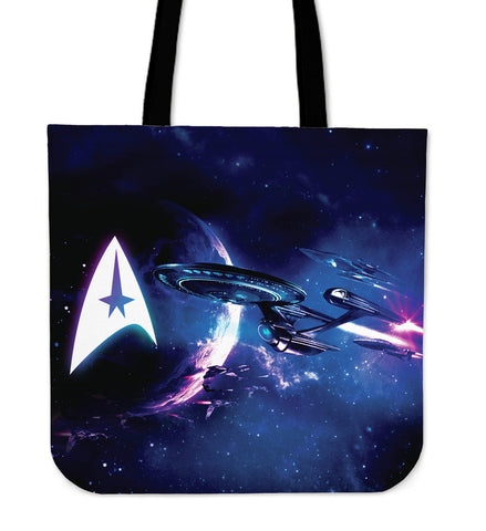Star Trek Tote Bag - Enterprise