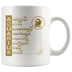 Aquarius Zodiac Coffee Mug - Constellation Coffee Cup - Great Gift For Horoscope Lover - SPCM