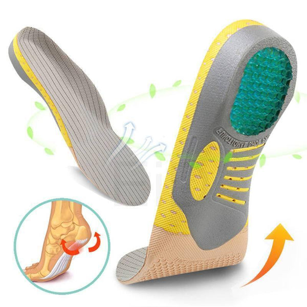 Feet Arch Support Shoe Insoles - 200007763:201336100;14:350850